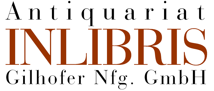Antiquariat INLIBRIS Gilhofer Nfg.