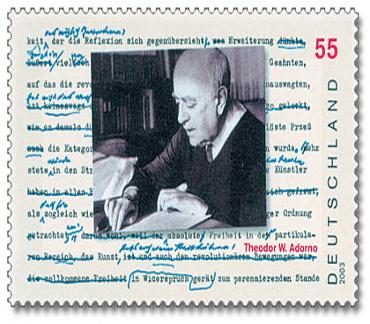Adorno, Theodor W.