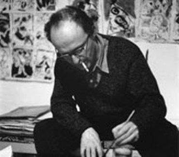 Alechinsky, Pierre
