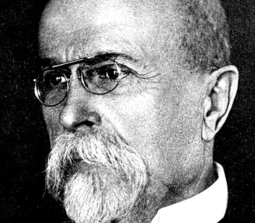 Masaryk, Tomáš Garrigue